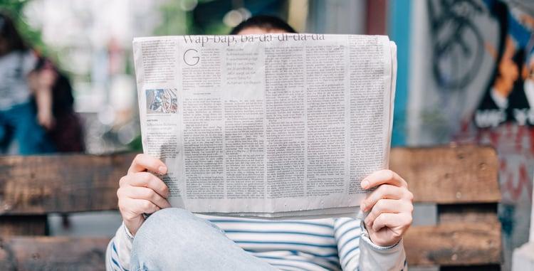 tips voor een prima persbericht