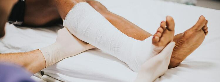 EHBO: zware verwondingen