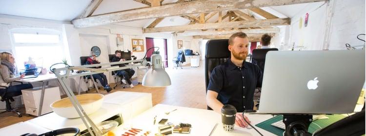 Hoe verhoog je de productiviteit op kantoor? 5 tips
