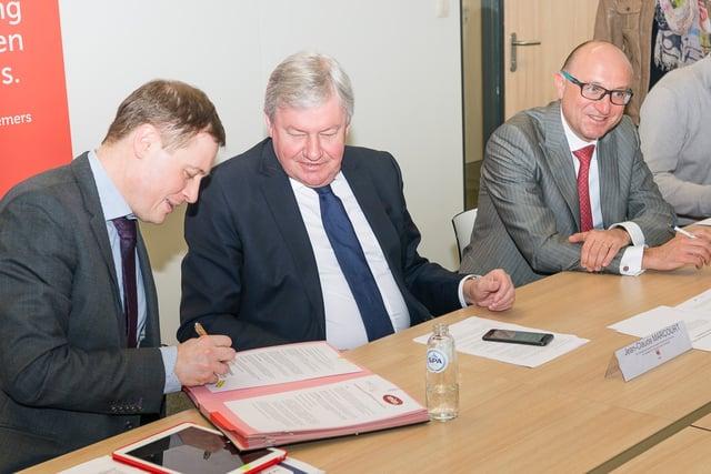 La Wallonie et la Flandre unissent leurs efforts pour mieux transmettre