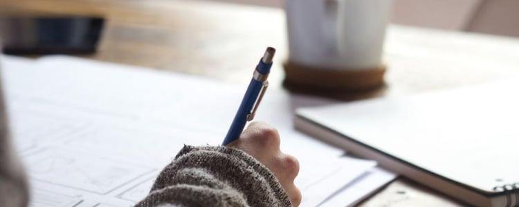 vacature schrijven